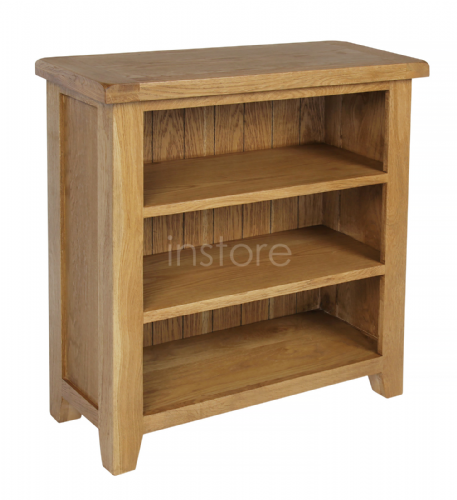 Loxley Oak Small Bookcase